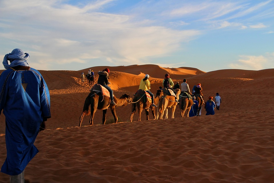 Morocco 10 Days Trekking Sahara and Atlas